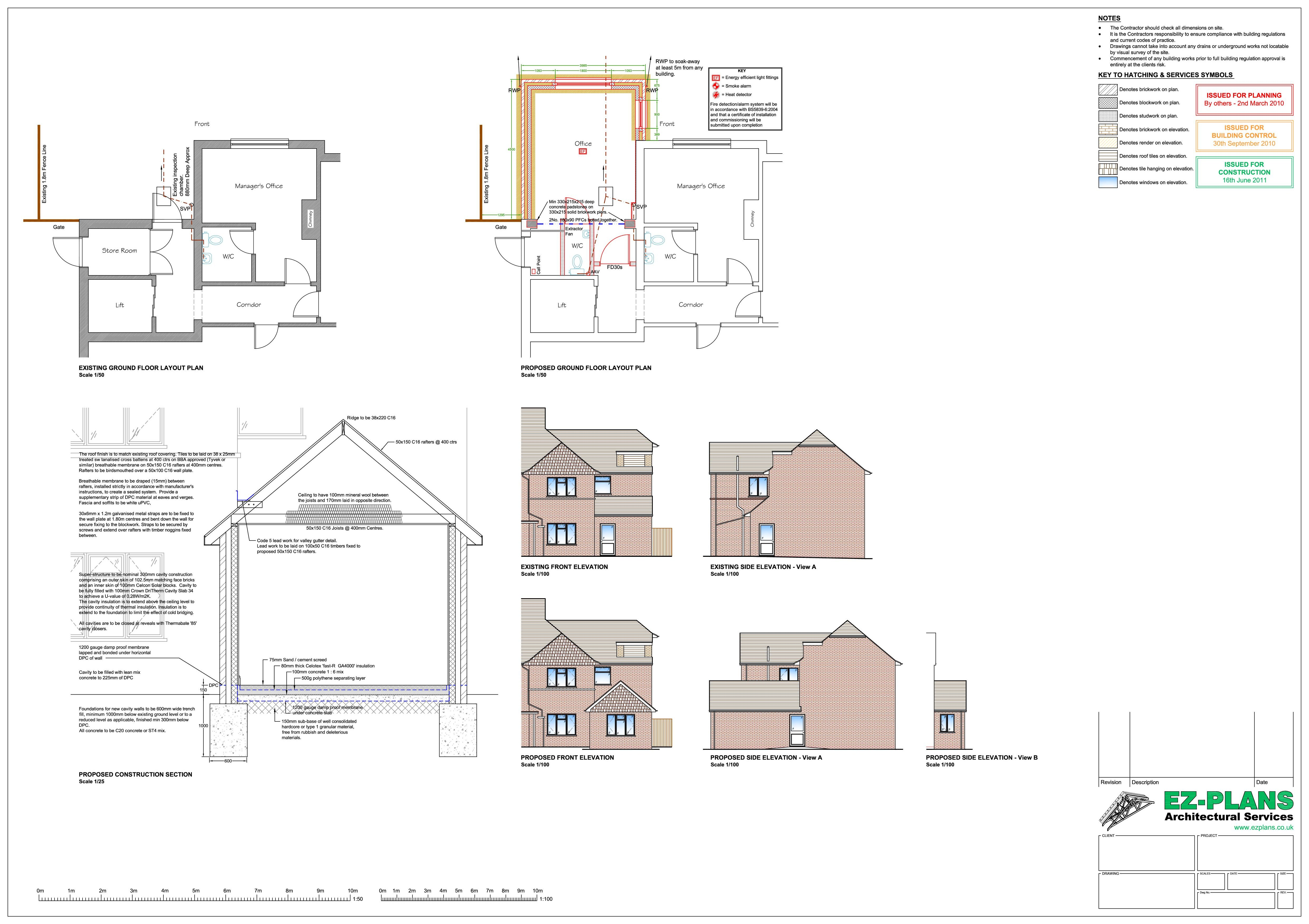 Games Room Seperate Building Planning Permission